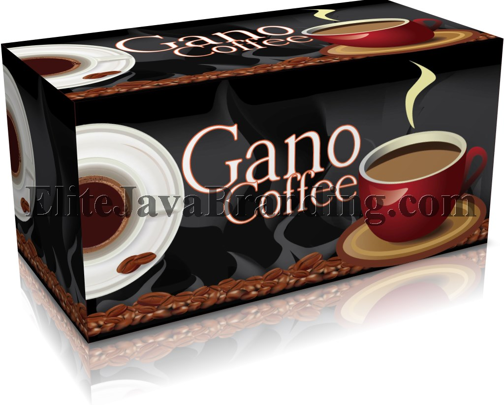 Healhy Ganoderma Weight Loss Coffee GMP Quality
