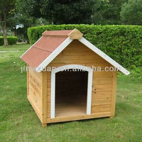 Waterproof Wooden Dog Kennel for Sale / Puppy Dog Cage House