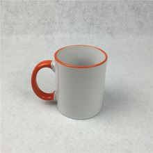 Latest Arrival simple design new bone china ceramic mug directly sale