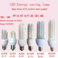 sound-light controlled switch energy saving led lamp 3w 5w 7w 9w 12w wholesale smd e27 led light bulb