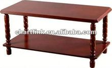 TOP SELLING!! Classic Design ebony coffee table