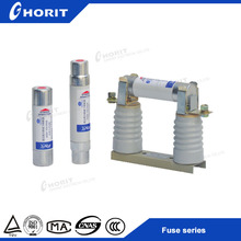 AC fuse types XRNP 12kv ceramic tube fuse for transformer protection