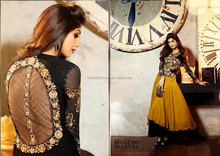 Designer indian pakistani heavy handwork anarkali suits R1257