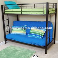 NEW Kids Metal Frame Bunk Bed