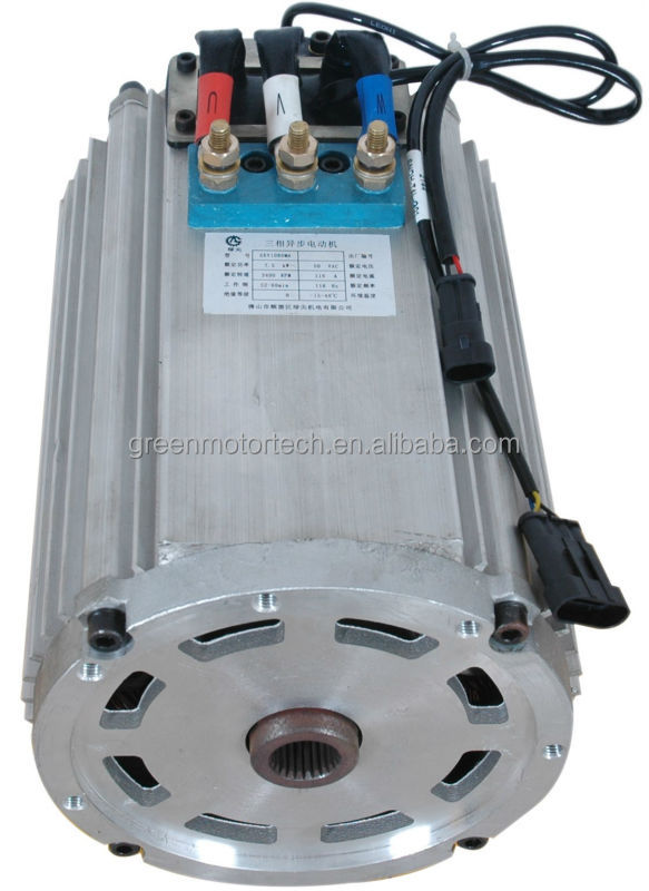 Ev ac motor kit traction motor for electric car price for Buy electric motors online