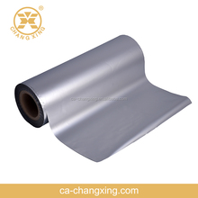 Custom printed PET/PE laminated plastic scrap plastic film roll