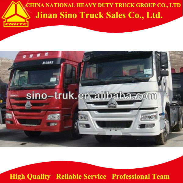 375hp 4*2 steyr king tractor truck