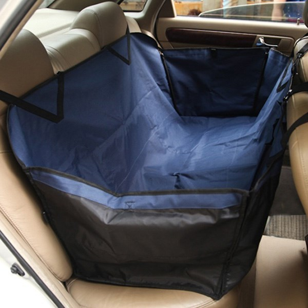 Pet Car Rear Back Seat Waterproof Cover Safety Protector Hammock
