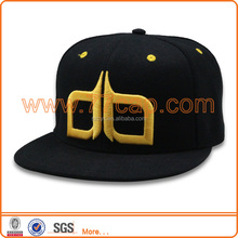 Adults Age Group and 6-Panel Hat Panel Style custom snapback cap