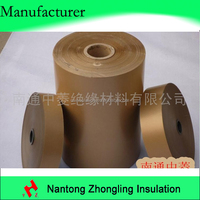 Hot selling (PMP)capacitor paper composite foil of polyester thin film made in China