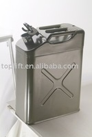 20L Vertical Galvanized Sheet Reserve jerry can