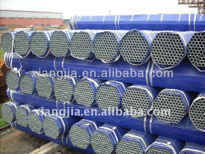 Asian tube BS 1139 48.3mm Hot dipped galvanized scaffolding pipe used in construction with safe and best price anti-rust