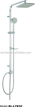 new oblate shower column