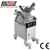 Frozen meat an Fresh meat slicer fully automatic meat cutter machine