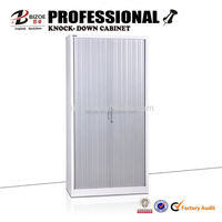 High quality roller shutter door filing cabinet