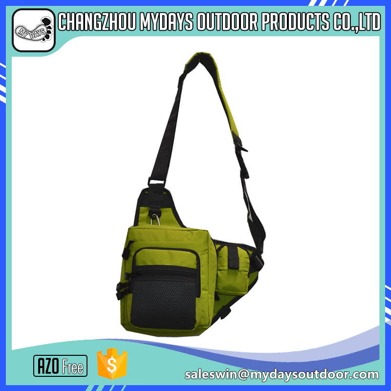 Competitive price portable tool outdoor <strong>fishing</strong> tackle carry sling bag