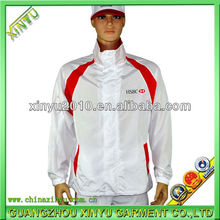 Fashion brand winter office jacket bank uniform design