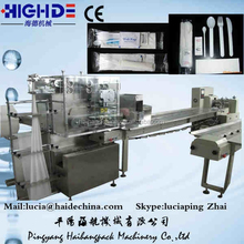 2015 Newly personal fork and spoon counting and packing machine price, dessert spoons and forks packaging machine