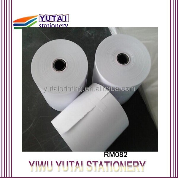 New Products Custom Roll Paper High Quality Thermal Paper 80mm