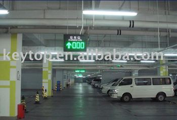 Parking Status Indicator(Asia Headquarter of Wal-mart in Shenzhen)