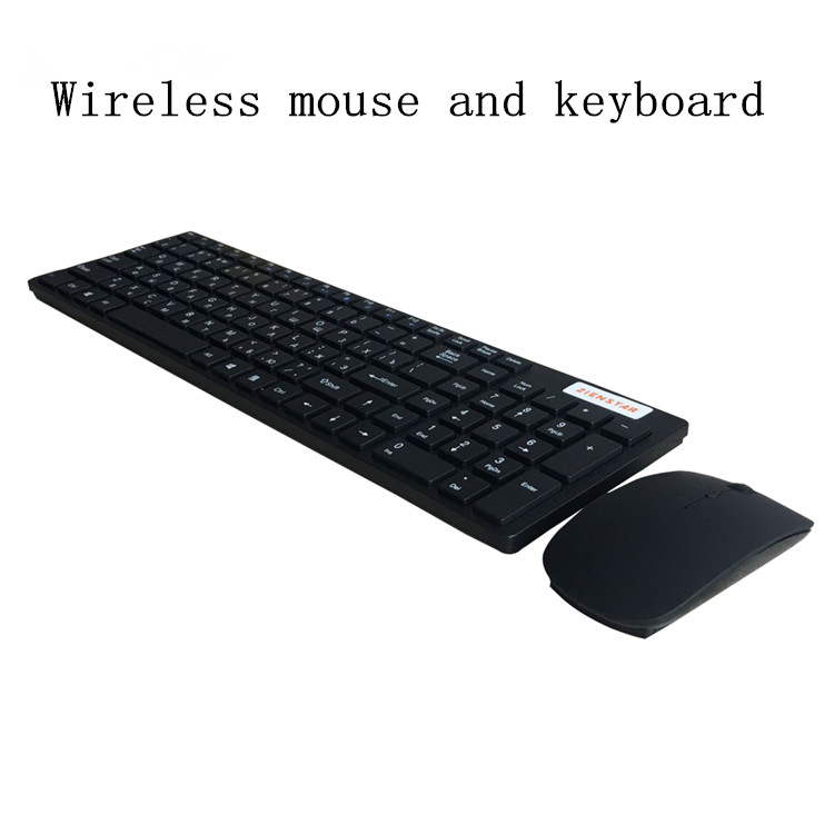 Hot selling Rechargeable wireless Keyboard and Mouse Combo gaming keyboard mouse