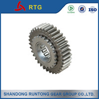 Spur steel gear