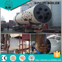 HRSG power plant boiler exhaust/flue gas waste heat recycling steam boiler