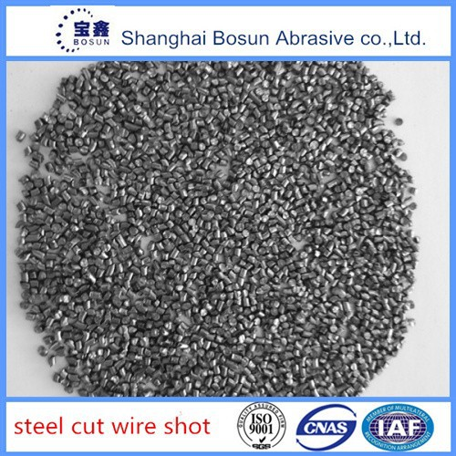 50-58HRC steel cut wire shot for polishing in low price