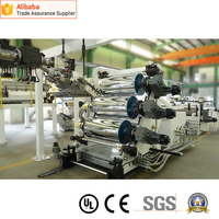 High quality OEM plastic pp sheet making machine