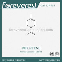 Dipentene, a low-cost substitute for D-Limonene