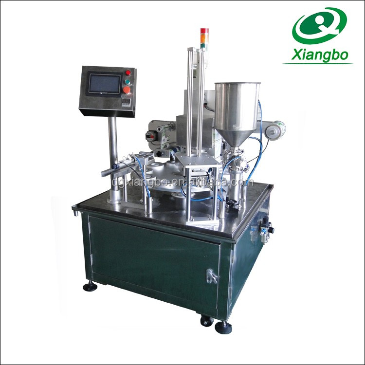 Factory price automatic plastic cup sealing machine
