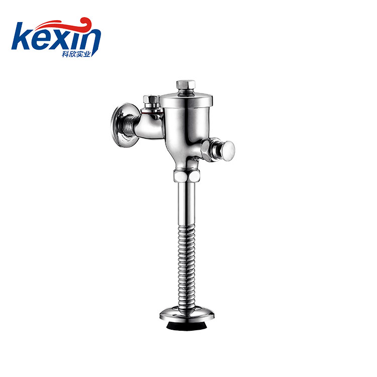high quality brass Button Type Urine Flush Valve