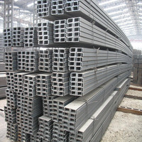 Primary Hot Rolled Steel Channels