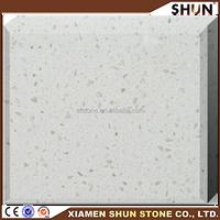 Crystal quartz stone slab,Pearl white quartz slab,Artifical quartz stone