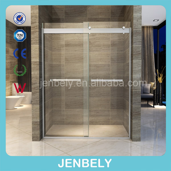 interior door sliding shower enclosure with CE certificate