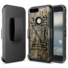 Carry by metro pcs hot selling camo printing rugged case for zte blade z max