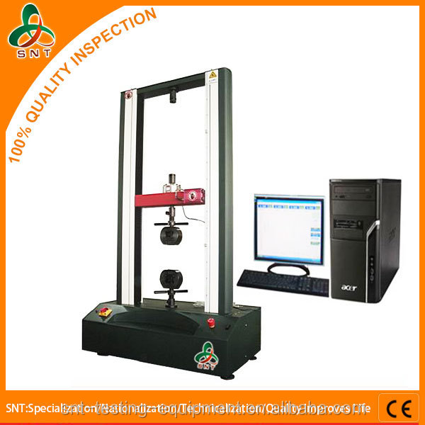 Elongation Meter 2000N Computer Control Rubber Tensile/Push Force Tester