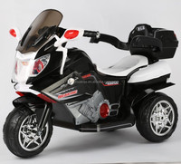 2014 new kids electric motorcycle / children 3 wheel motorcycle with remote control and 12V battery