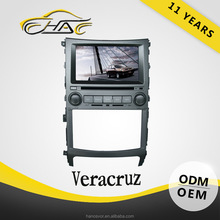Car gps navigation for hyundai veracruz with bluetooth usb sd rearview camera and one year warranty
