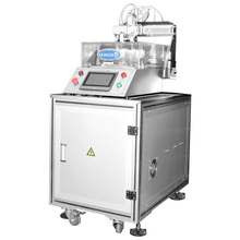 Automatic Vacuum Blood Collection Tube EDTA Spraying Machine