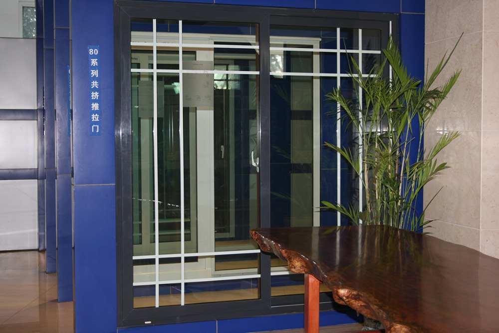 Foldable recycl able upvc cheap sliding types of doors