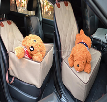 Dog Car Seat Cover Pet Travel Hammock for Front Seat