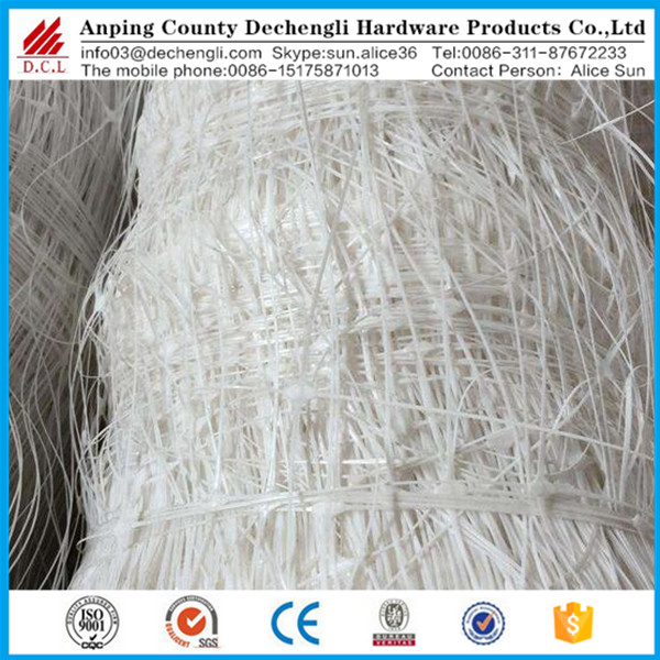 factory direct price extruded plastic pea and bean net/plant support net