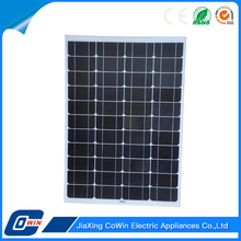 Factory Directly Sale Best Quality 50W Sunrise Pv Solar Panel