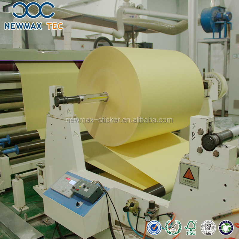 Silicon Release Liner paper Made in China