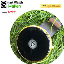 Smart watch 2015/Hot selling MaPan MW02 smart watch with Tango,wechat,Twitter and other APP notification