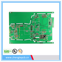 OEM design 12v power supply Fr4 Sheet pcb power bank pcb board smart watch