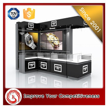 KSL Wow, new watch kiosk watch shop interior design watch shop decoration and product display stand