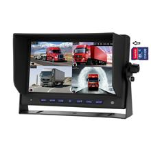 Ahd high definition car monitor analog tv tuner