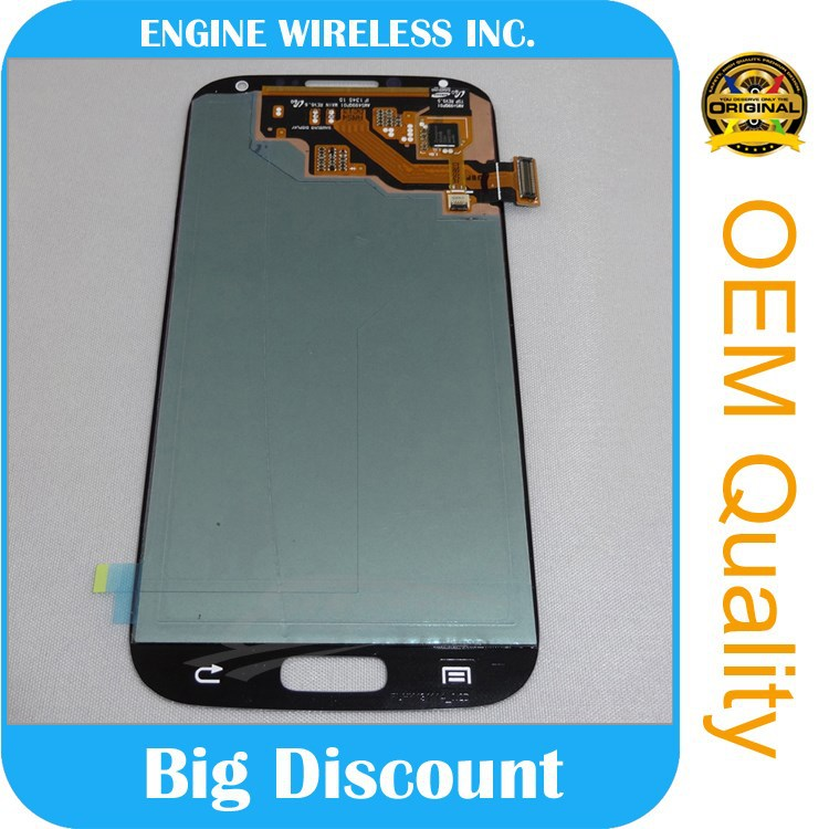 EW 100% Tested lcd display for galaxy s4 gt-i9500